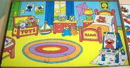 Colorforms 1992 elmo playset 2