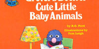 Grover's Book of Cute Little Baby Animals