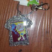 Hanover accessories gonzo keychain