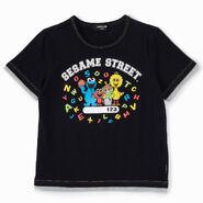 Mono comme ca ism japan 2013 t-shirt black