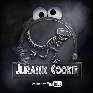 Jurassic Cookie social media ad