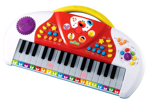 File:Kids station toys inc KST 2011 learn to play keyboard with learning keys.jpg