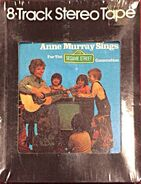 AnneMurraySings8track
