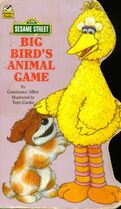 Big Bird's Animal Game