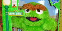 Talking Oscar the Grouch