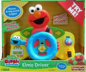 Elmo drvier 2