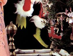Kermit-santa-chimney