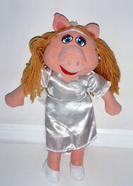 Toy factory piggy bride
