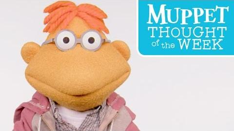 Muppet Thought of the Week Scooter 2 Muppets