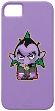 Zazzle zombie count von count