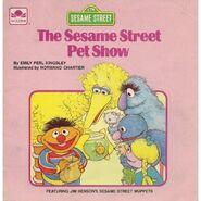 TheSesameStreetPetShow1988Paperback