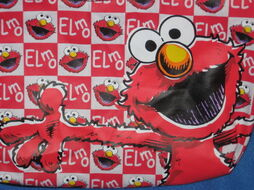 Accessory innovations handbag elmo 2