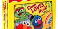 Elmo Loves Red!