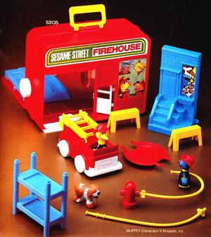 Firehouseplayset