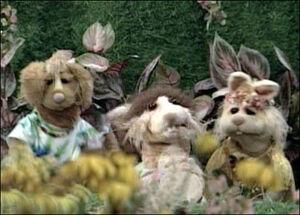 Bear-rabbits