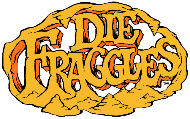 File:DieFraggles-Logo-(1984).png