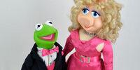 Muppet plush (Presents)