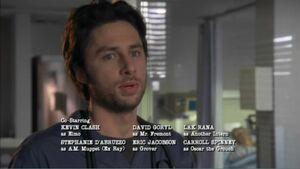 Scrubs - My ABC's - Credits