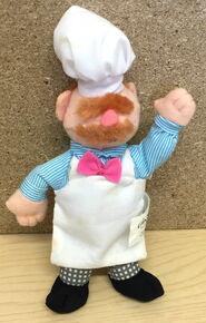 Chef mcdonalds
