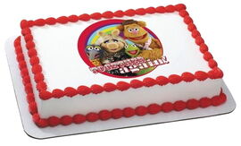 Decopac muppets edible image cake topper 1