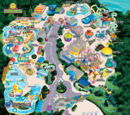 List of Sesame Place attractions