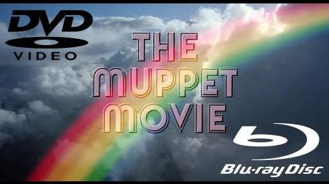 The Muppet Movie DVD to Blu-ray comparison
