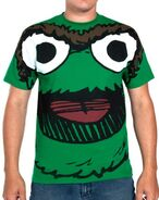 Belt Oscar the Grouch Tee