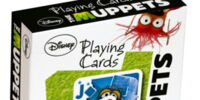 Muppet playing cards (Cartamundi)