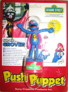 Sony creative products scp push puppets 2