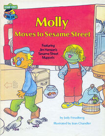 Molly Moves to Sesame Street