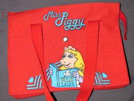 Butterfly originals tote bag piggy 1980 a