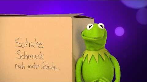DISNEY CHANNEL FREE TV - Kermit aus der Muppet Show zieht in den DISNEY CHANNEL ein