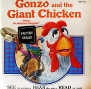 Gonzo Giant Chicken read-along