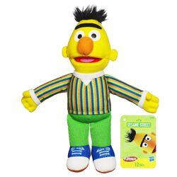Sesame street pals bert doll