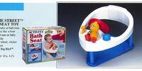 Sesame Street bath toys (Illco)