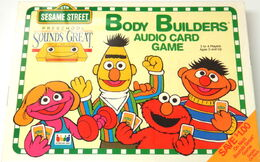 Body builders audio card game 1