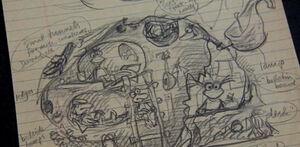 Gobos cave sketch