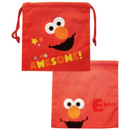 Small planet 2015 string bag elmo