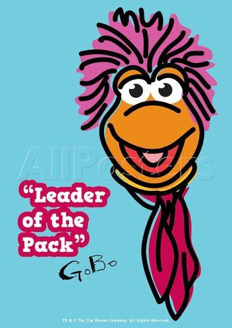File:Poster Fraggle Rock-Leader Of The Pack.jpg