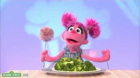 Sesame Street Hurray-Hurrah For Broccoli