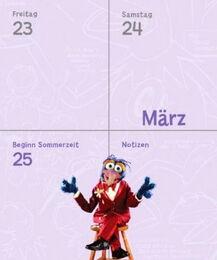 Heye kalender 2012 D