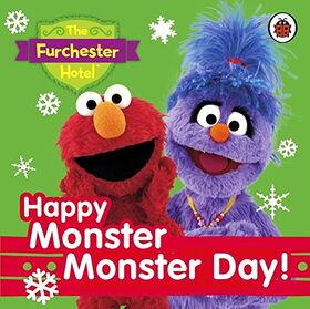 Happy monster monster