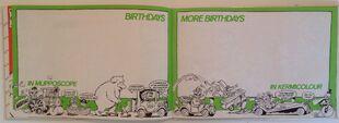 Muppet Diary 1980 - 36