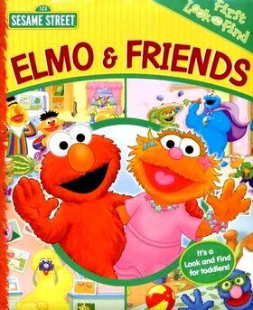 Elmoandfriends