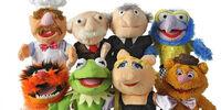 Muppet puppets (Albert Heijn)