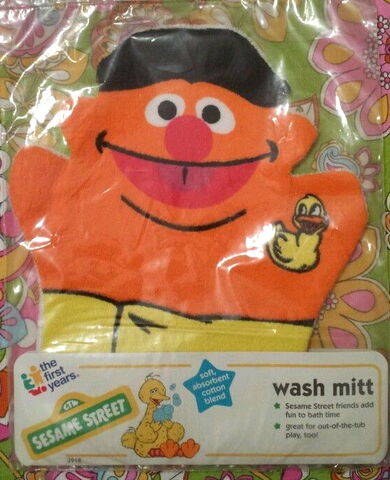 File:Ernie wash mitt.jpg