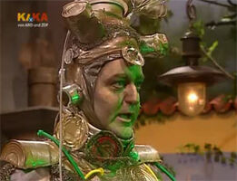 Garuchrobot