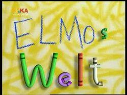 Elmoswelt