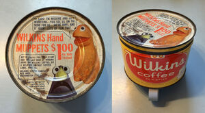 Wilkins Coffee Can