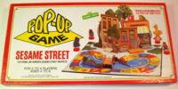 Sesame Street Pop-Up Game